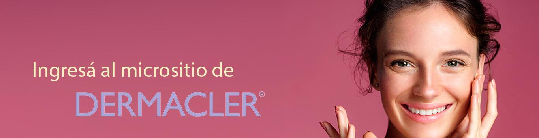 Micrositio Dermacler